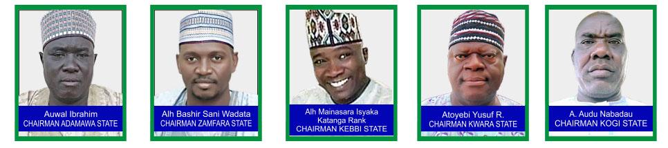 State Chairmen
